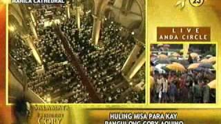 Bayan Ko for Cory Aquino by Lea Salonga