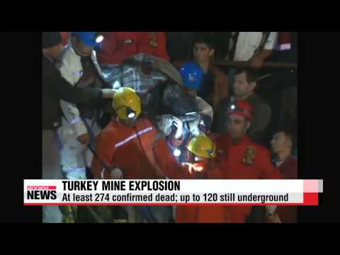 Turkey's worst mine disaster sparks protest
