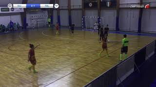 Olimpus Roma - Città di Falconara | 12ª giornata Serie A femminile 2018/2019