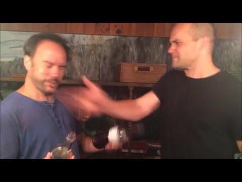 Dave Matthews and Brian Calhoun Slap Video