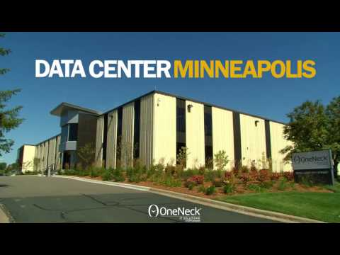 OneNeck data center in Minneapolis, MN