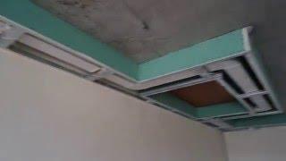 Гараж модульная пластиковая вентиляция в гараже(Ни в коем случае не крепится никакими саморезами, стыки промазываются силиконом, и наружные швы тоже., 2016-02-22T19:38:26.000Z)