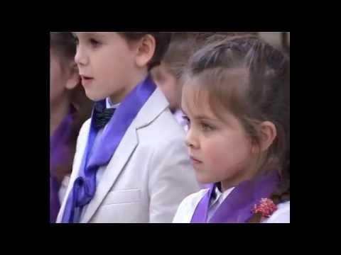 Copiii Bisericii Adventiste Grenelle - Program muzical - literar (1 Nov 2014)