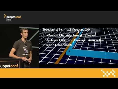 Avoiding Toxic Technical Debt Derivatives – R. Tyler Croy at PuppetConf 2016