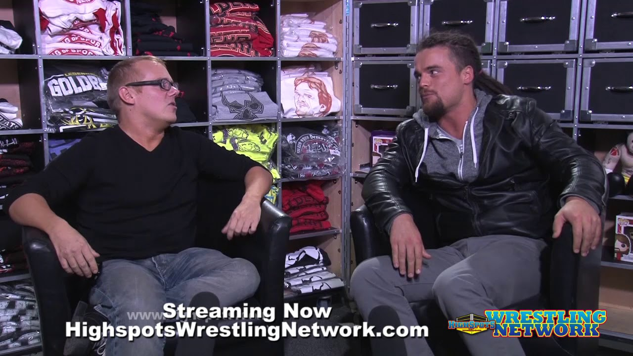 Juice Robinson Shoot Interview - YouTube