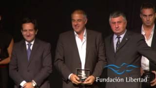 Proyecto Edificio FARO: Empresarios reciben diploma de Fundación Libertad