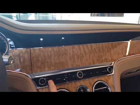 Bentley New Continental GT 2018 Rotating Display