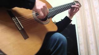 シバの女王 ( La reine de saba ) クラシック・ギター