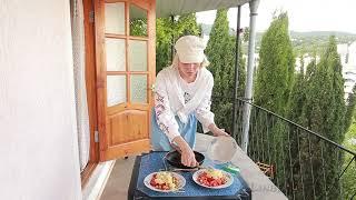 рецепт салата с морепродуктами. Приготовление лангустинов на сковороде