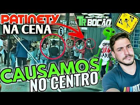 Download PATINETY⛟ CAUSANDO NO CENTRO DA CIDADE !!!👽🔴[OLHA A REAÇÃO  DA GALERA]🔴 PARTE 02