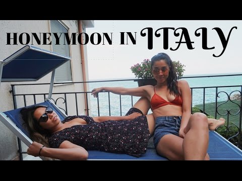 Our Romantic Getaway (TRAVEL ITALY)