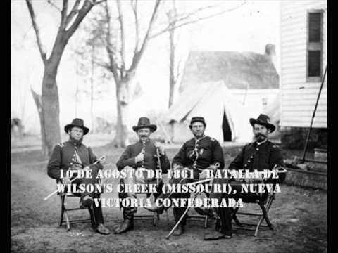 La Guerra Civil Americana (Guerra de Secesion) / American (U.S.) Civil War