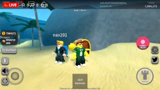 Roblox live with nax youtubegame