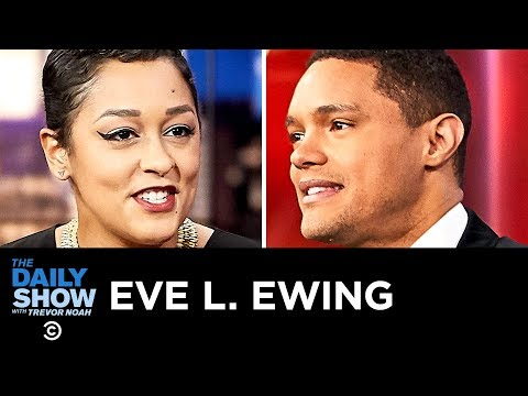 "Eve L. Ewing - Breaking Down Structural Racism with ""Ghosts in the Schoolyard"" 
