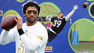Thread the Needle: 2020 Pro Bowl Skills Showdown