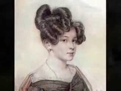 Александр Сергеевич Пушкин  - Я помню чудное мгновенье (1825)