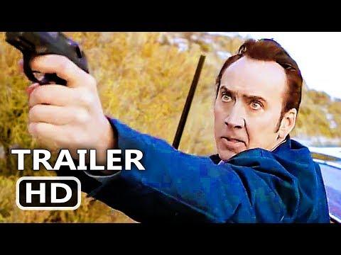 THE HUMANITY BUREAU   2018 Nicolas Cage, Action Movie HD