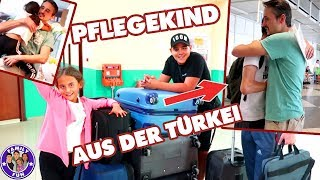 UNSER PFLEGEKIND aus der TÜRKEI - TRAURIGER ABSCHIED von HEIMAT - Family Fun