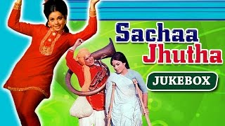 All Songs of Sachaa Jhutha {HD} - Rajesh Khanna - Mumtaz - Vinod Khanna - Old Hindi Songs