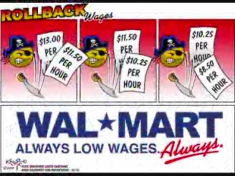 is walmart good or bad for the economy essay