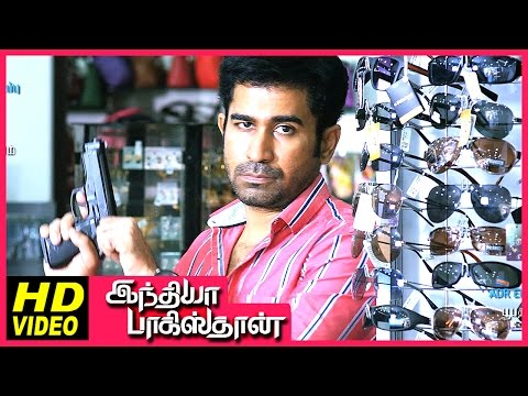 India Pakistan Tamil Movie | Scenes | Title Credits | Vijay Antony Mets Sushma Raj