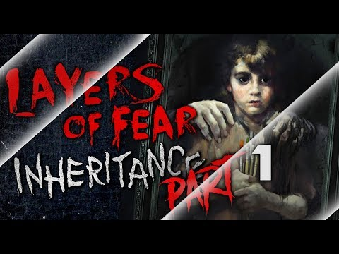 Layers of Fear: Inheritance DLC part 1 ( I'M SO BAD!! ) |