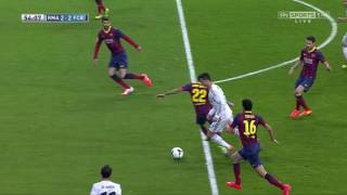 Real Madrid vs Barcelona 3 4 23 03 2014 HD 720p