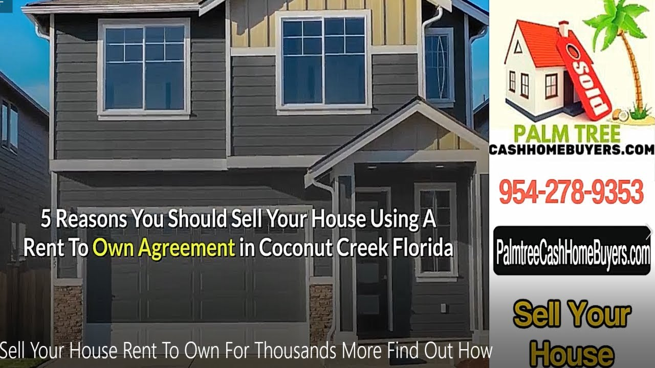How To Sell Your House Rent To Own For Thousands More ⭐⭐⭐⭐⭐