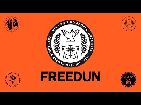 M.I.A. - Freedun (Official Lyric Video) ft. ZAYN