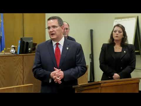 Alan Hruby Pleads Guilty To First Degree Murder Of His Parents And Sister (2016-03-10)