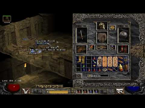 Diablo II  Lord of Destruction in search of tal rashas tomb