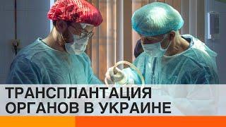 Трансплантация органов в Украине: что ждет пациентов и врачей