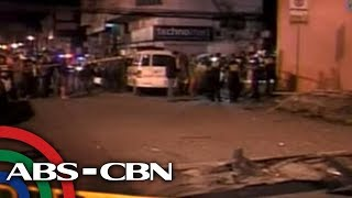 Cagayan de Oro bomb blast caught on cam