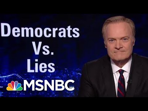 How Democrats Are Fighting Against A President Who Won't Tell The Truth | The Last Word | MSNBC