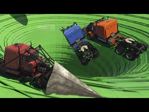 BIÇAKLI TIR DERBİSİ!! (GTA 5 Online Komik Anlar) thumbnail