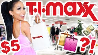 A VERY #EXTRA TJ MAXX SHOPPING SPREE!