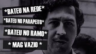 MISSÃO: EL PATRON (PABLO ESCOBAR) . . - AIRSOFT #47