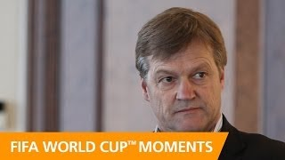 World Cup Moments: Frank van Hattum