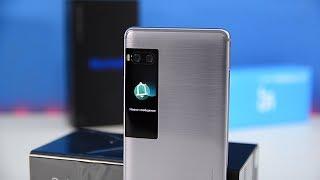 5 лучших смартфонов с двумя экранами