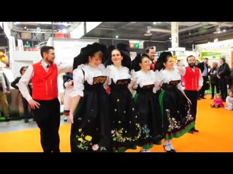Danse alsacienne quadrille au salon de l 39 agriculture 2016 for Youtube danse de salon