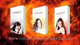 EMBLAZE Book Trailer
