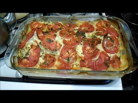 Рецепт приготовления РЫБЫ в духовке с картошкой.Как приготовить рыбу в духовке.