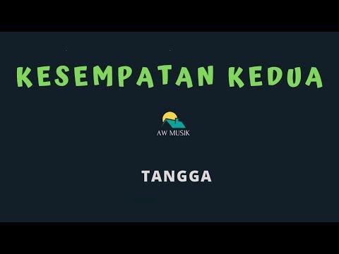 TANGGA-KESEMPATAN KEDUA (KARAOKE+LYRICS) BY AW MUSIK