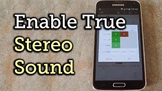 Video Get True Stereo Sound on Your Galaxy S5 [How-To] download MP3, 3GP, MP4, WEBM, AVI, FLV Juni 2018