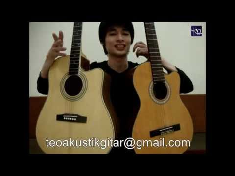 Akustik Gitar - Gitar Klasik vs Gitar Akustik