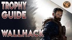 Call of Duty Modern Warfare 2019 - Wallhack - Trophy / Achievement Guide