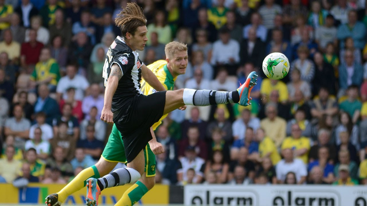 Highlights Norwich City 3 0 Watford Youtube