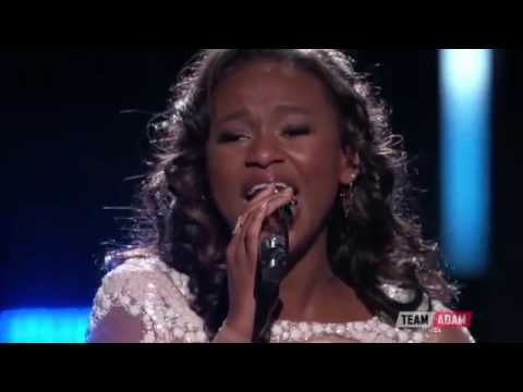 The Voice 2016 Shalyah Fearing   Semifinals  'And I Am Telling You I'm Not Going