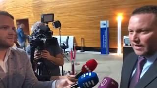 2018. 09. 12. Ujhelyi István dr. - Rendkívüli sajtótájékoztató a Sargentini-szavazás után