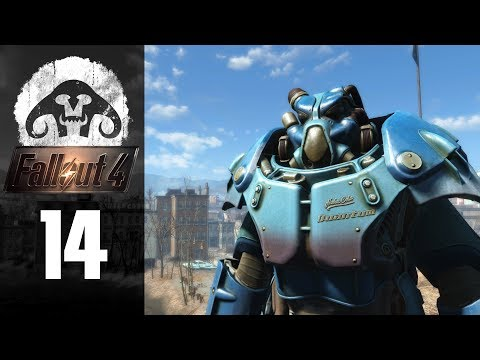 FALLOUT 4 (Chapter 5) #14 : It's Curtains For You